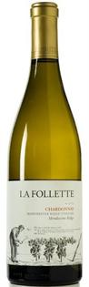La Follette Chardonnay Sangiacomo Vineyard 2011 750ml
